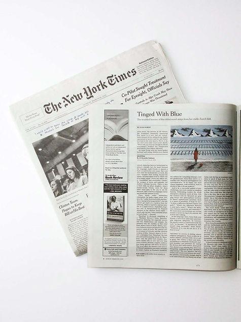 Illustration Barbara Ott New York Times Book Review
