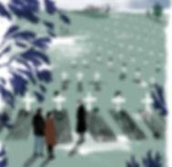 Illustration Barbara Ott Psychologie Heute Familientreffen