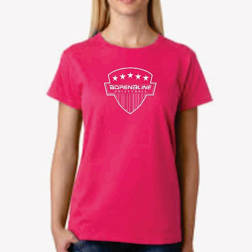 Practice Shirt with Logo Front and Back