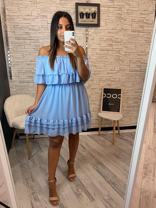 Robe Rawel bleu