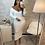 Thumbnail: Robe Carolina blanc