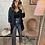 Thumbnail: Veste Blazer noir Élodie