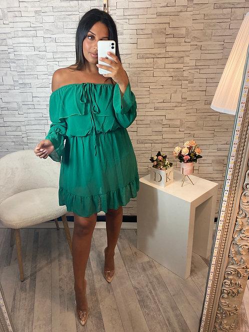 Robe Sierra vert
