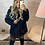 Thumbnail: Manteau à fourrure et capuche Soraya