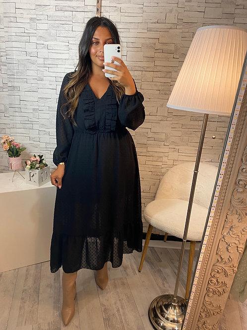 Robe Alixia noir