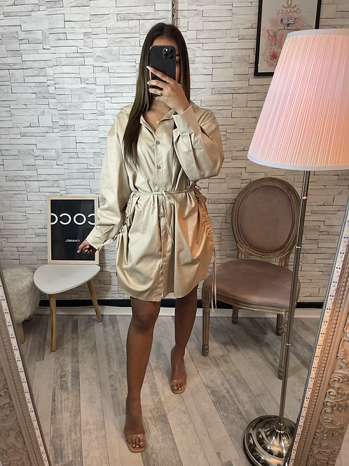 Robe Kelly beige