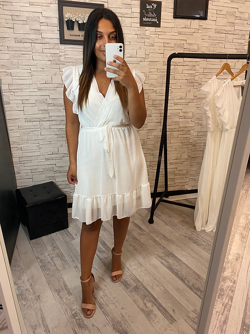 Robe Ora blanc