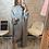 Thumbnail: Robe sans manche et gilet gris