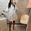 Thumbnail: Robe chemise basic blanche