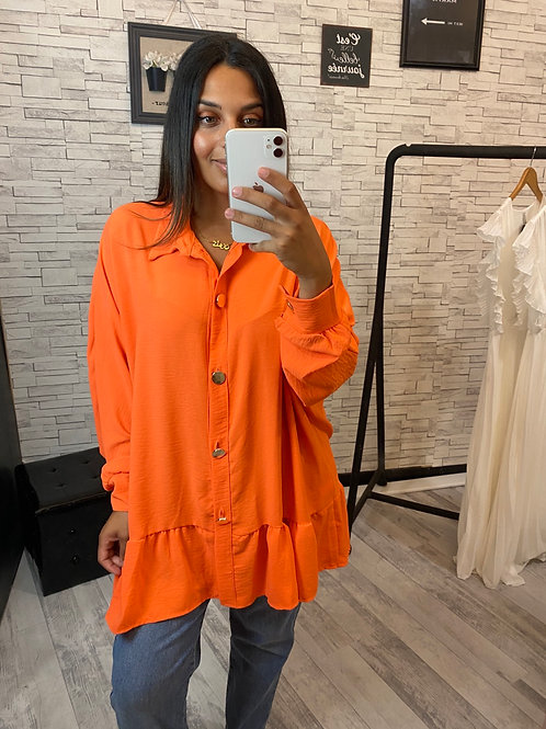 Tunique Samantha orange