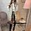 Thumbnail: Fourrure longue à capuche beige