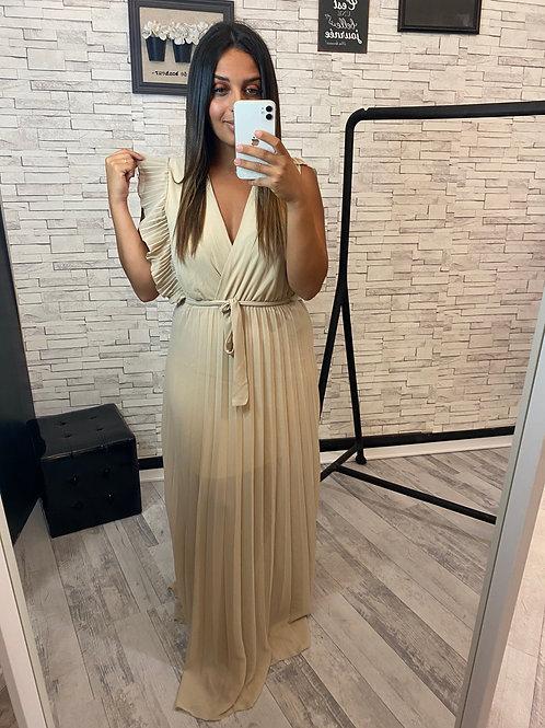 Robe Milena beige
