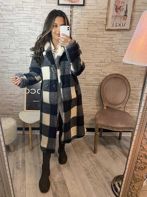 Manteau Dila noir