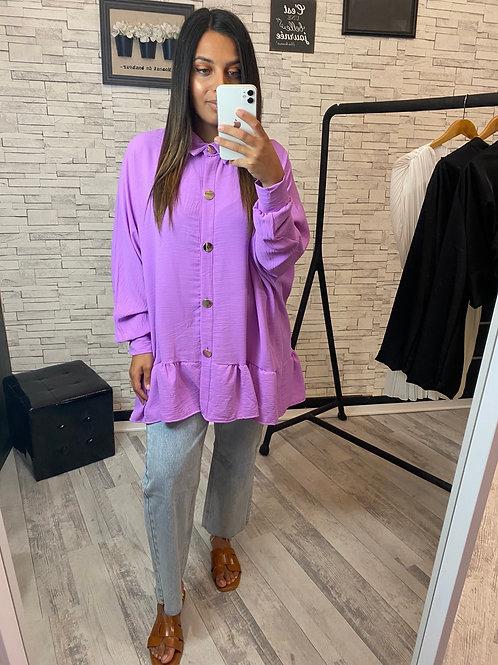 Tunique Samantha violet