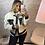 Thumbnail: Manteau Becky blanc