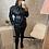 Thumbnail: Veste simili cuir Amy noir