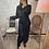 Thumbnail: Robe Satinée Sarah noir