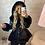 Thumbnail: Manteau Pamela noire