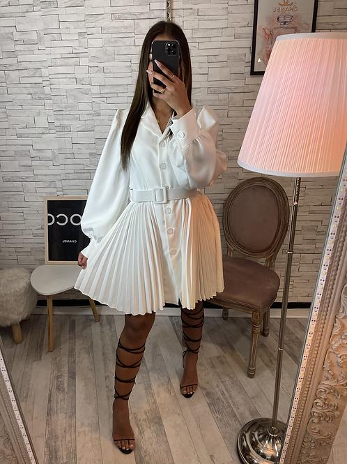 Robe Juliette blanche