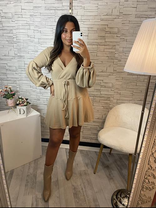 Robe Patricia beige