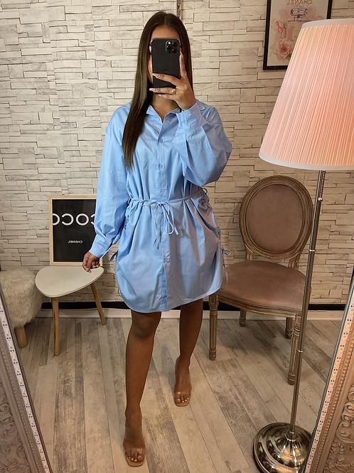 Robe Kelly bleue