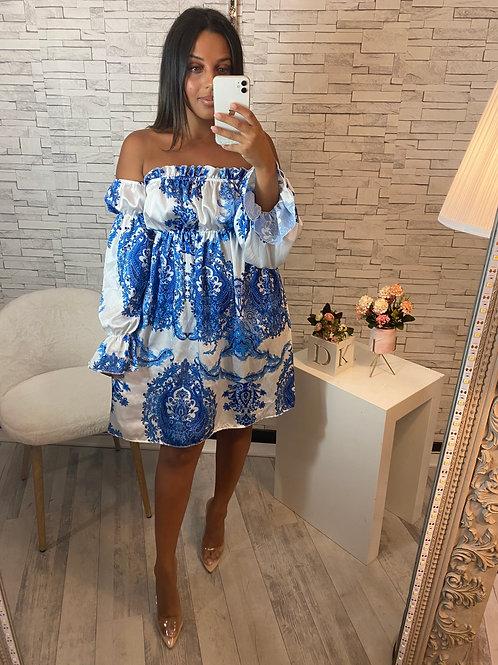 Robe Nikita bleue