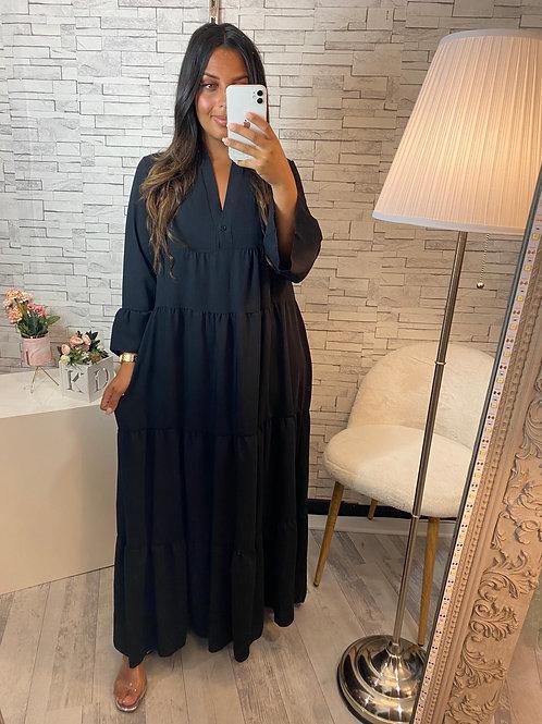 Robe Isabelle noir