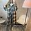 Thumbnail: Veste à carreaux Juliette grise