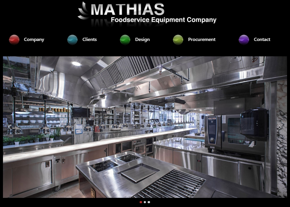 Wild Zebra Media for Mathias Food Se