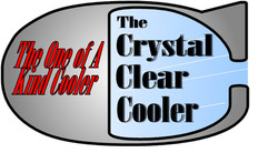 Crystal Clear Cooler Logo