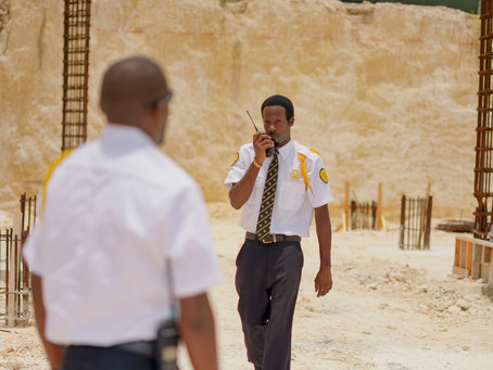Your Business Needs Security Guards