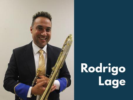 Criadores da Vila Azul - Prof. Rodrigo Lage