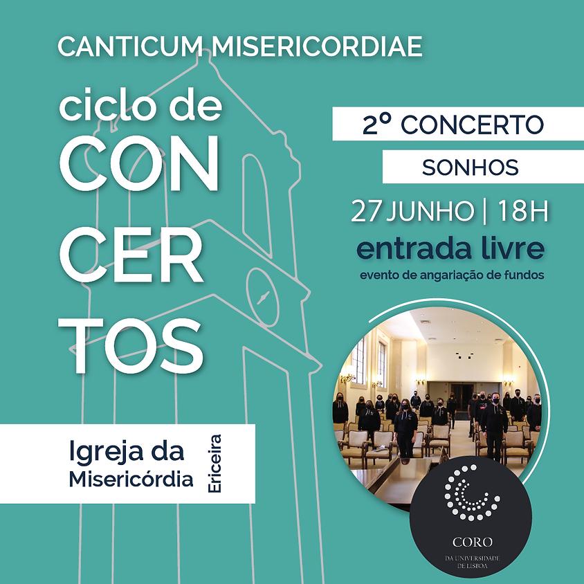 Ciclo de Concertos - Canticum Misericordiae
