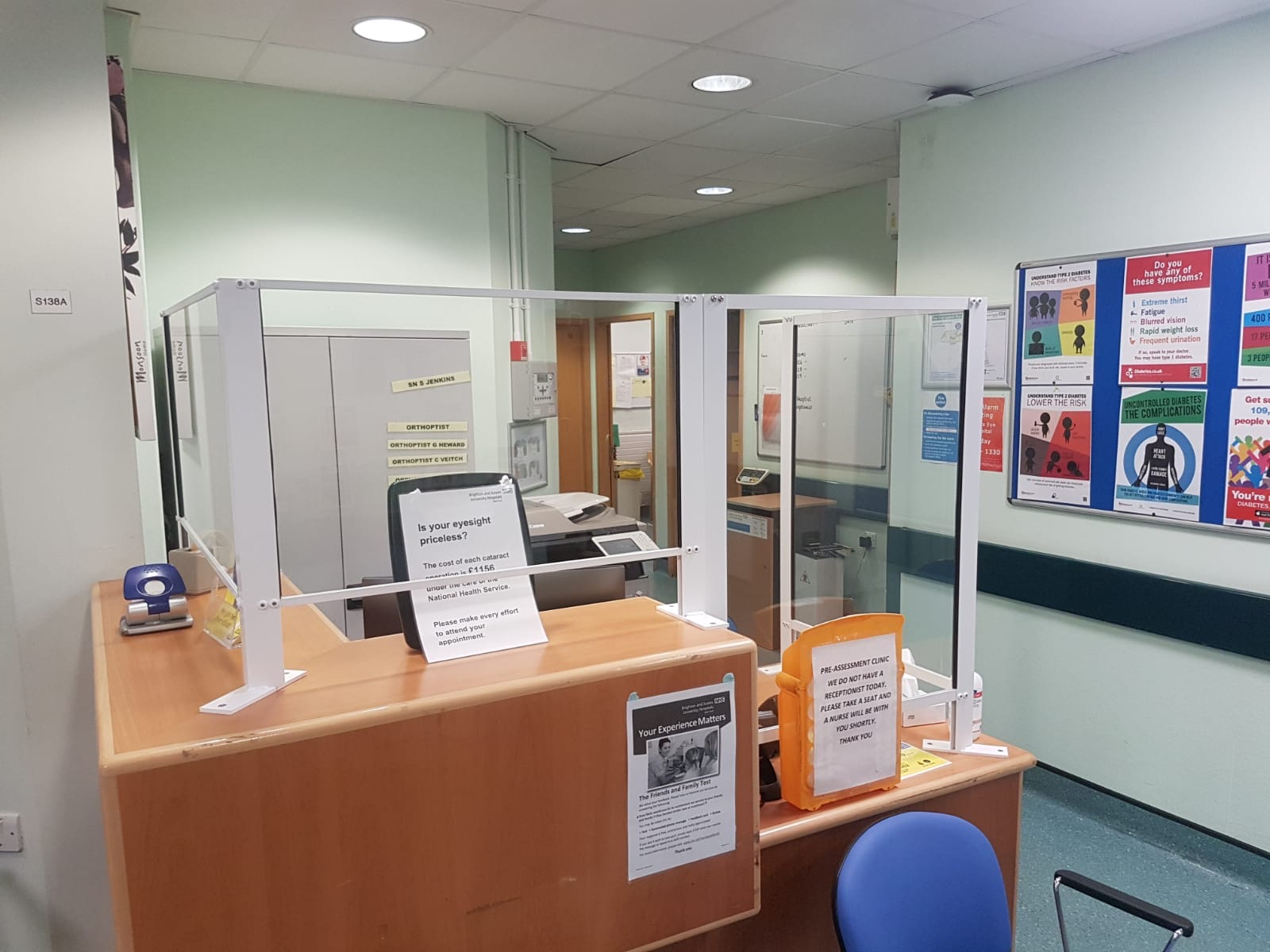 Sussex Eye clinic