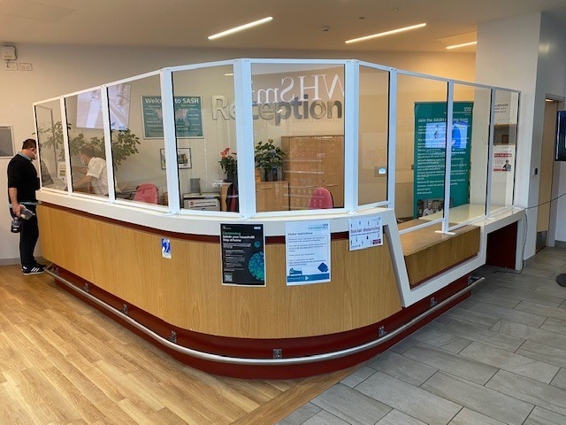 Main Reception Redhill