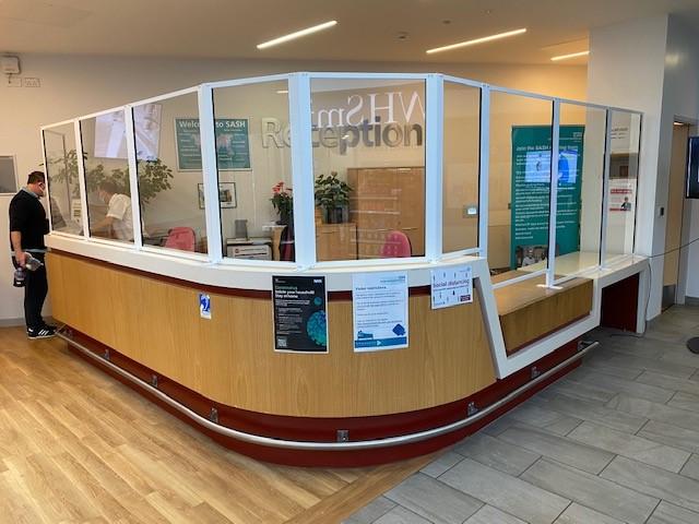 Main Reception Redhill