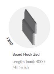 FZED Board hook zed
