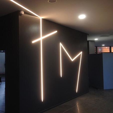 Licht integreren in de architectuur
