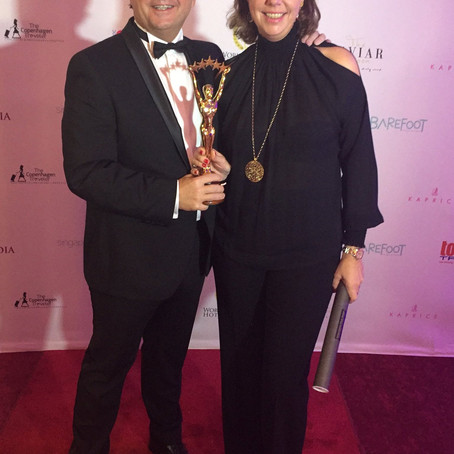 Hotel Prinsenhof**** wins the Luxury Hotel Award in the historical context of Western Europe from Wo