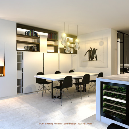 Interieurdesign - Ontwerp