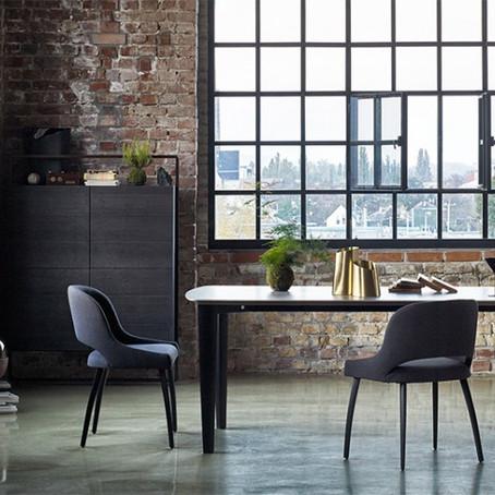 Nieuwe collectie tafels en stoelen