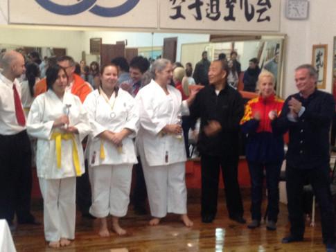 Competició Fuji Dojo - desembre 2017