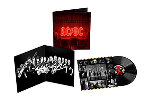AC/DC – Power UP (Indie only Yellow will be sent where avail)
