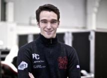 RISING STAR TINCKNELL JOINS JOTA SPORT FOR 2014 LMP2 CAMPAIGN