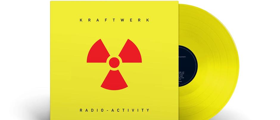 Kraftwerk – Radio-Activity (Yellow Vinyl)
