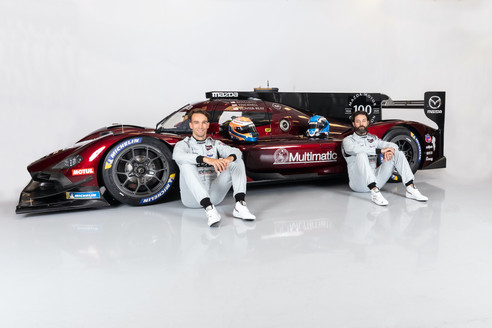 HARRY TINCKNELL FULLY COMMITTED TO MULTIMATIC MOTORSPORTS