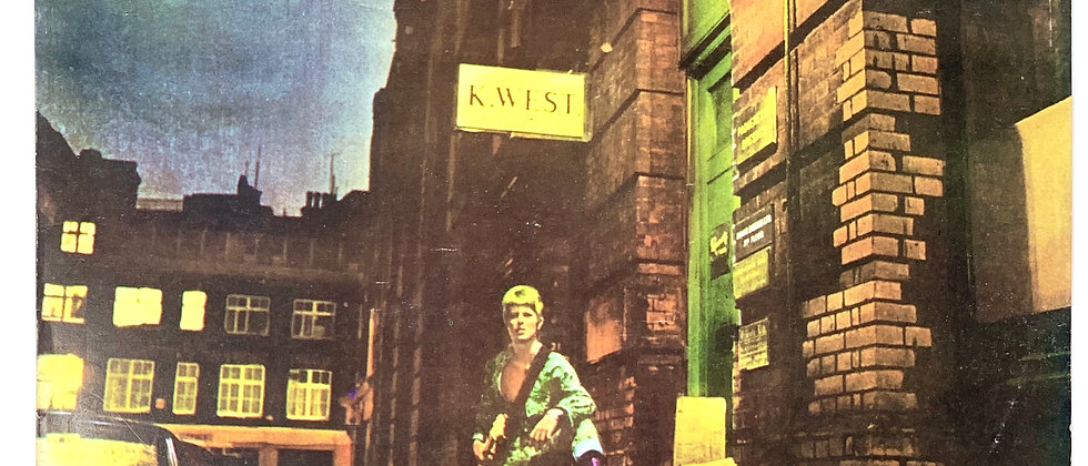 Ziggy Stardust - The Rise and Fall of Ziggy Stardust and the Spiders from Mars