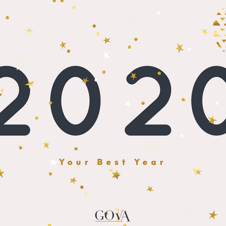 How To Make 2020 Your Year