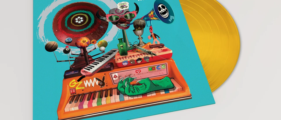Gorillaz – Song Machines: Season 1: Strange Timez (BSM)