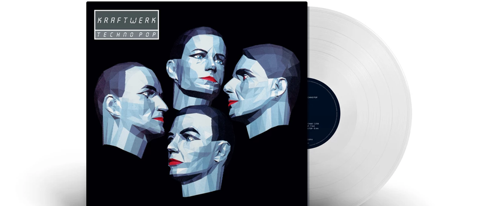 Kraftwerk – Techno Pop (Clear Vinyl)
